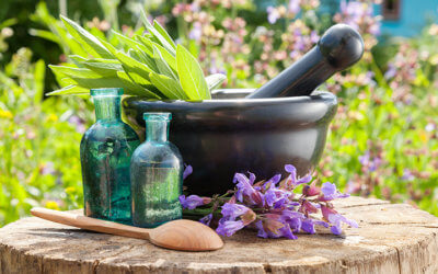 What do we mean when we say homeopathy is a holistic therapy?
